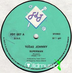 Texas Johnny - Superman 12