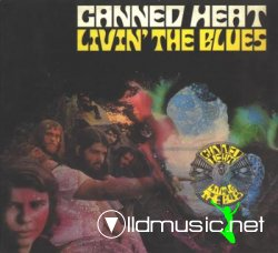 Canned Heat - Livin The Blues (1968) CD 2