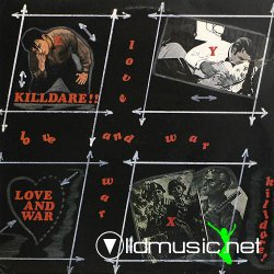 "Killdare - Love And War 12"" Maxi [Rare]"