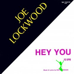 "Joe Lockwood - Hey You 12"" Maxi [Rare]"