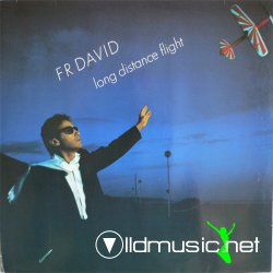 F.R. David - Long Distance Flight Lp