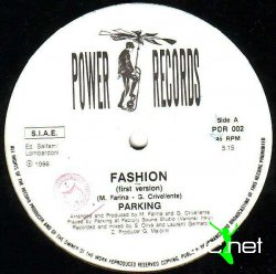 PARKING - Fashion (1986)