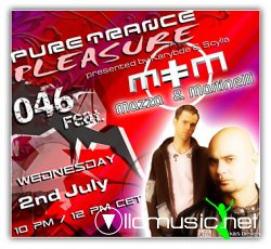Karybde & Scylla - Pure Trance Pleasure 046, guest Mazza & Martinelli on AH.FM - 02.07.2008