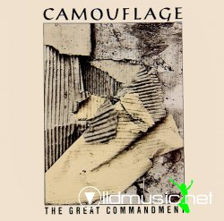 Camouflage - The Great Commandment - maxi single - 1988