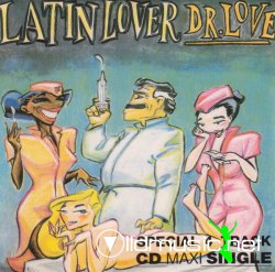 Latin Lover - Dr. Love CD