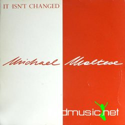 "Michael Maltese - It Isn't Changed 12"" Maxi [Rare]"