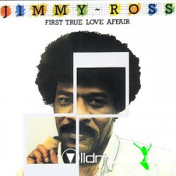Jimmy Ross - First True Love Affair (CD, Album) 1993