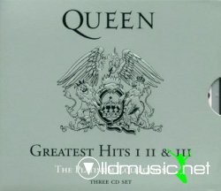 Queen - Greatest Hits (3 CDs) (1 RS Link)