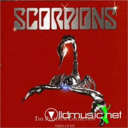 Scorpions - The Platinum Collection Three CD Set