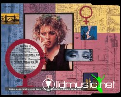 Madonna - Borderline single (CD+Covers)