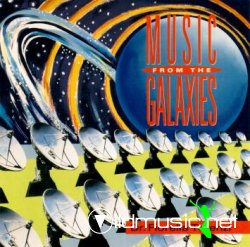 Dr Fiorella Terenzi - Music from the galaxies - 1991