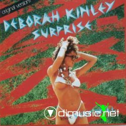 Deborah Kinley - Surprise - 12'' - 1984