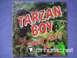 Neoton Familia -  Disco Party '86 - Tarzan Boy  - 1986