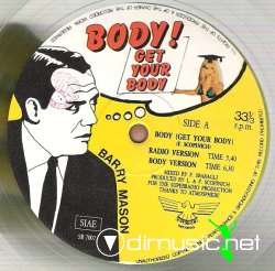 Barry Mason - Body! Get Your Body