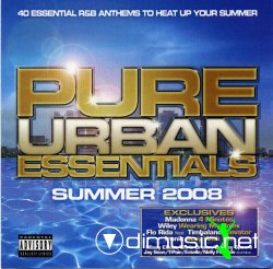 V.A. - Pure Urban Essentials - Summer (2CDs) (2008)