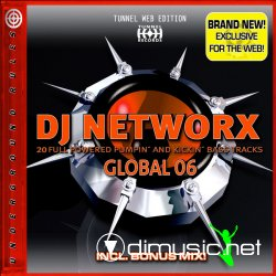 VA - Tunnel DJ Networx Global 6 (2008)