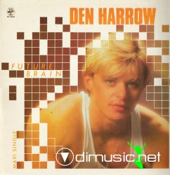 DEN HARROW - future brain [authorized rmx] 1985