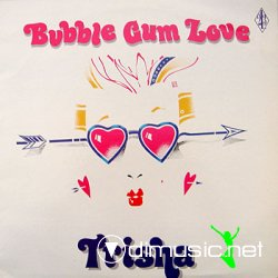 Trisha - Bubble Gum Love (ext Dance Mix 1988)