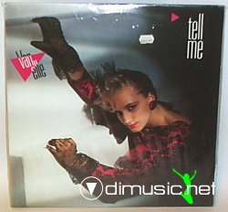 Vanelle - Tell Me (Extented Hi-Nrg 1985)