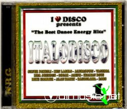 I Love Italodisco NRG 1
