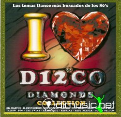 "Various - I ♥ D12""co Diamonds Collection Vol. 37"