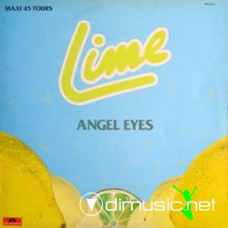 Lime - Angel Eyes (1983)
