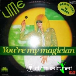 Lime - You're My Magician (1981)