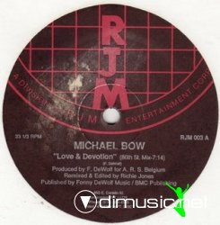 Michael Bow - Love & Devotion (1987)