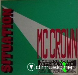 Mc Crown - Situation (Maxi - 1990)
