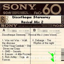 Discotheque Stereorey. Revival mix 2