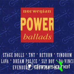 Norwegian Power Ballads. 1992