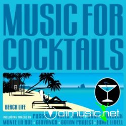 V.A. - Music For Cocktails (Beach Life) (2CDs) (2008)