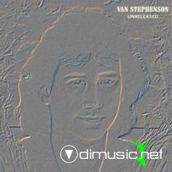 VAN STEPHENSON - Unreleased 4th Album (88-90)