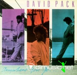 DAVID PACK - Anywhere You Go (1985)