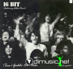 16 Bit - (Ina) Gadda-Da-Vida (12'' Single) (1987)