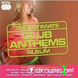 VA-The Ultimate Club Anthems Album (3CD) 2008