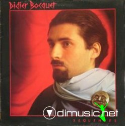Didier Bocquet-Sequences,LP,1981,France