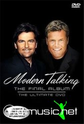 Modern Talking - The Final Album (2003) music video collection