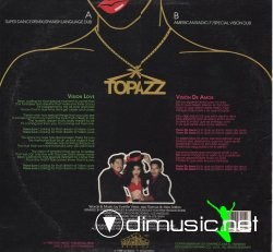 Topazz - Vission Of Love 12