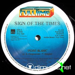 Sign Of The Times - Point Blank 12
