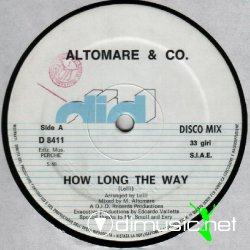 Altomare & Co. - How Long The Way 12