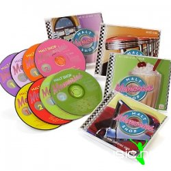 Time-Life Music's... Malt Shop Memories (8 CD Set)