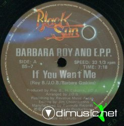 Barbara Roy 2 tracks Electronic Funk