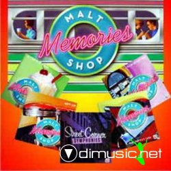 50's - V.A . - Malt Shop Memories