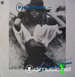 PRINCESS - Say I'm Your No.1 (Maxi Single) 1985