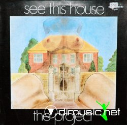 THE PROJECT - see this house Maxi Single 1984