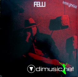 FELLI - greatest mind Maxi Single 1984