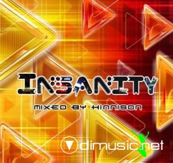 VA - Insanity - Mixed by Kinnison (2008)