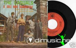 "The Casuals - "" Il sole non tramonter? """