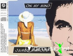 James Manoro - On My Mind Cd
